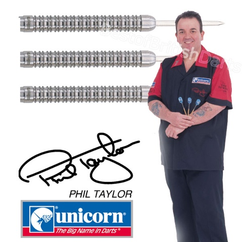 Phil Taylor phase 2 Darts Review